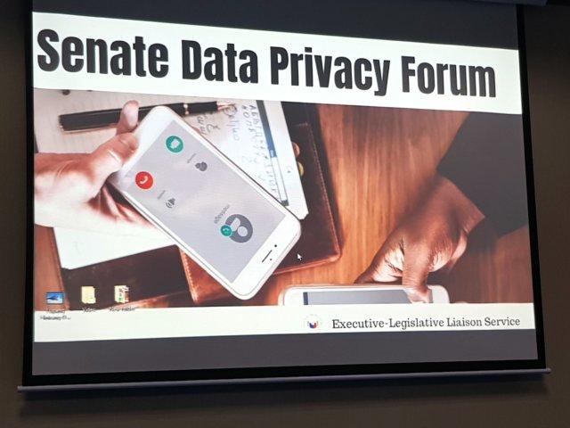 SENATE DATA PRIVACY FORUM 3 - Atty. Diana Bello-Castillo