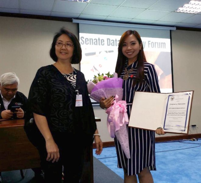 SENATE DATA PRIVACY FORUM 4 - Atty. Diana Bello-Castillo