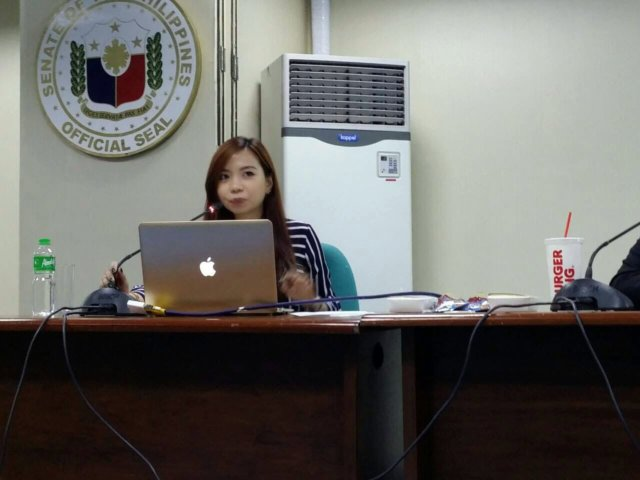 SENATE DATA PRIVACY FORUM 6 - Atty. Diana Bello-Castillo