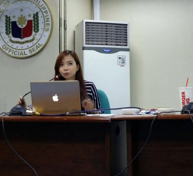 SENATE DATA PRIVACY FORUM 6 - Atty. Diana Bello-Castillo