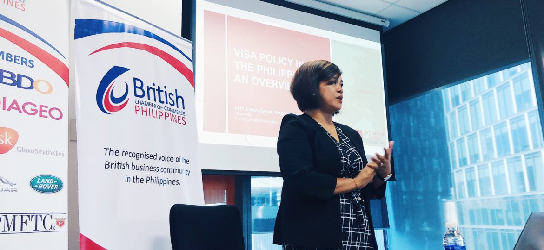 Corporate Visa 1 - Atty. Diana Jean Tuazon-Cruz CLA
