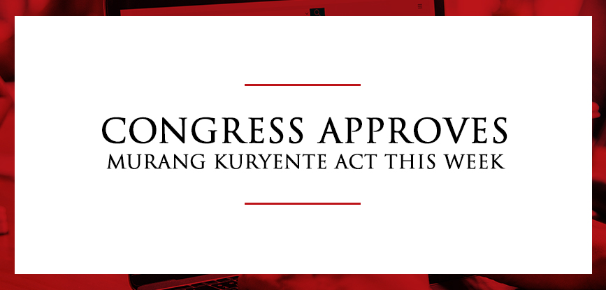 Congress Murang Kuryente Act