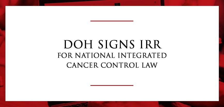 IRR Cancer Control Law-min