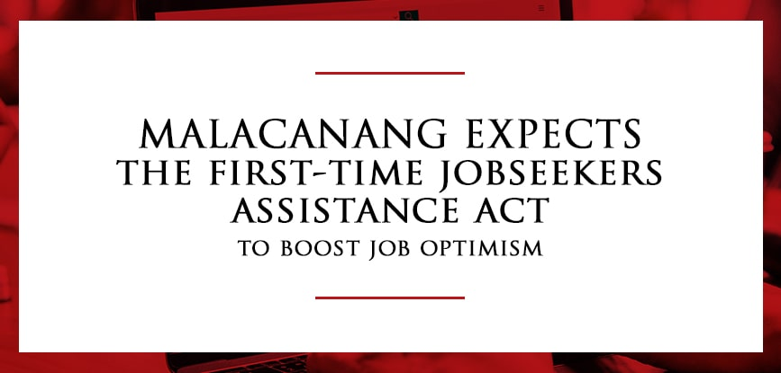 First-Time Jobseekers Assistance Act-min