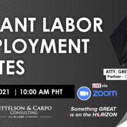 Labor Updates Header